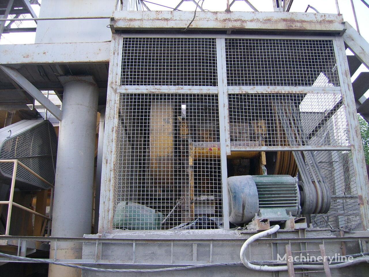Shchokova drobilka SMD 110 planta trituradora