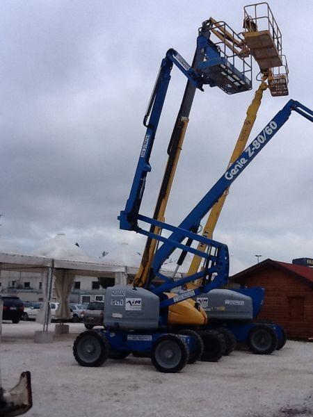 GENIE Z51 /30 JRT plataforma articulada
