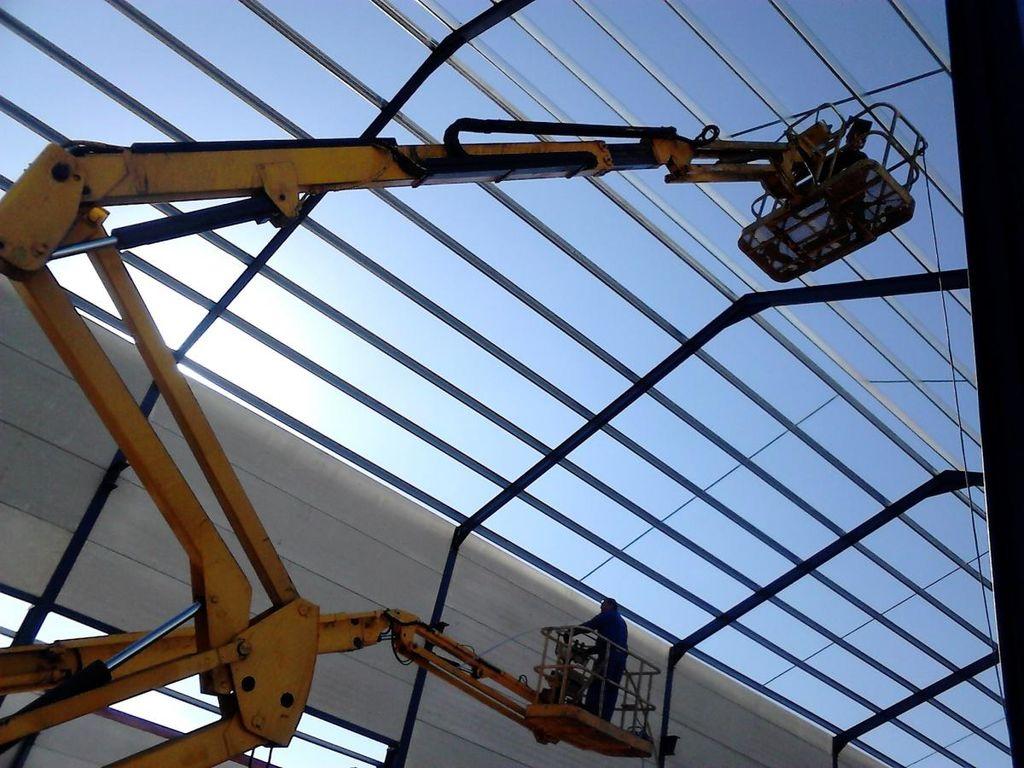 HAULOTTE HA 18 PX x4 plataforma articulada