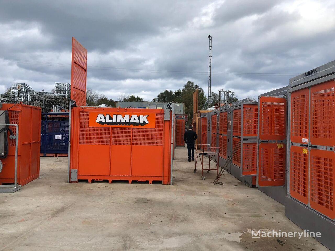 ALIMAK Scando 650 plataforma de mástil