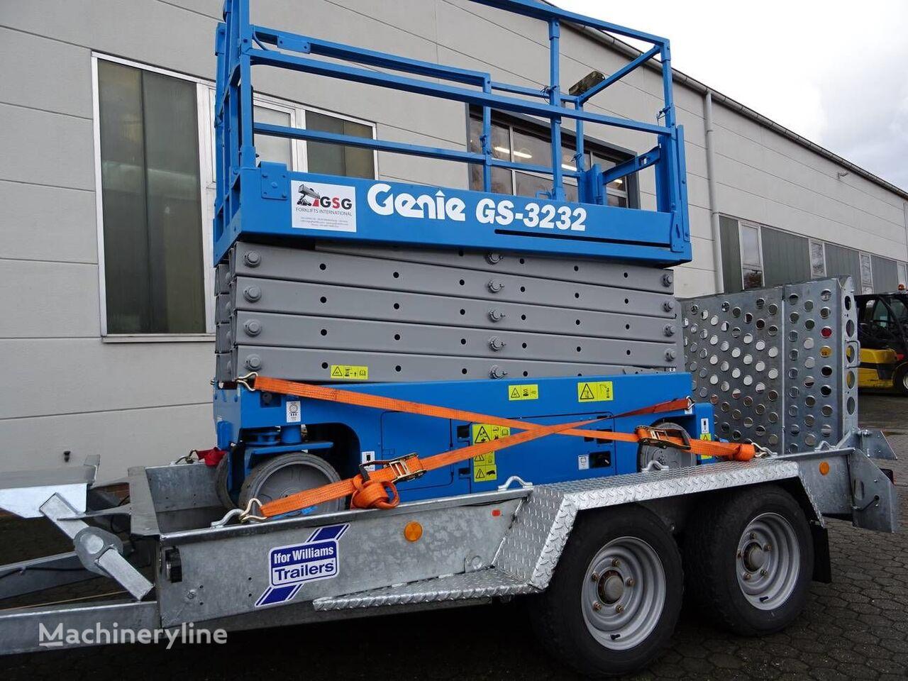 GENIE GS3232 plataforma de tijera