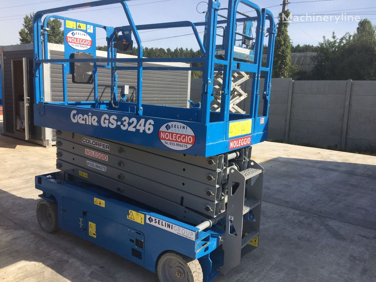 GENIE GS3246 plataforma de tijera