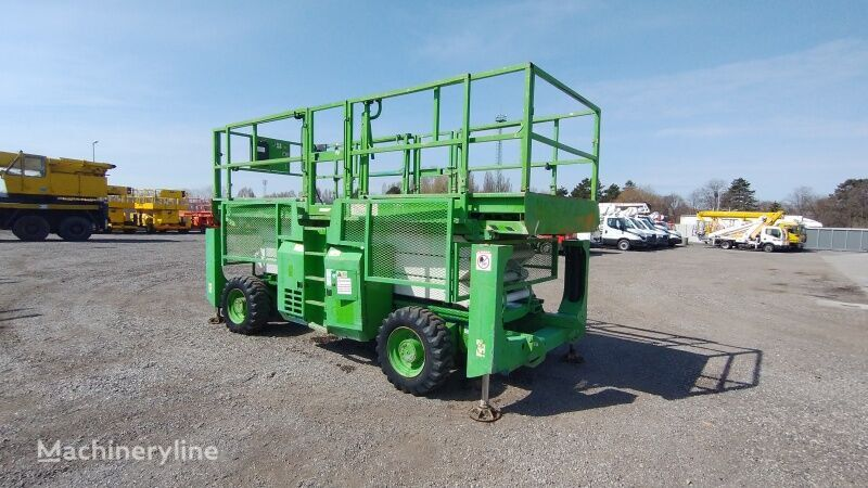 GENIE GS3384 - 12m, 4x4, diesel plataforma de tijera