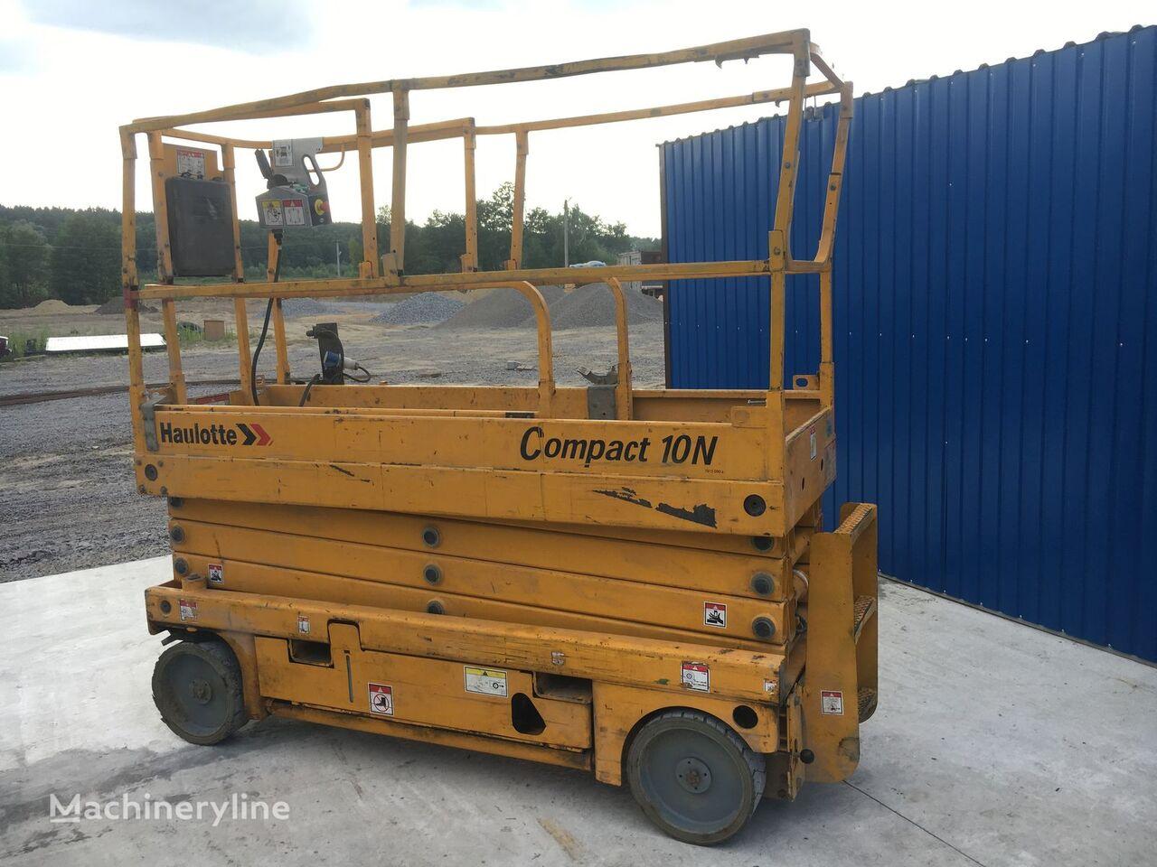 HAULOTTE Compact 10 N plataforma de tijera