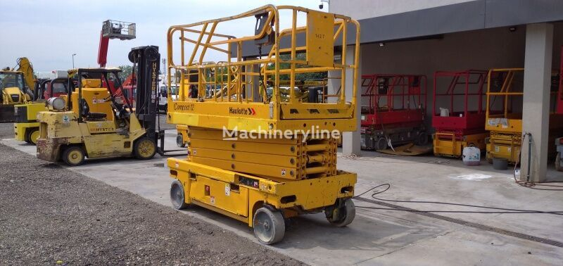 HAULOTTE Compact 12 - 12m, electric plataforma de tijera