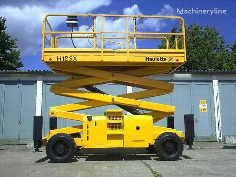 HAULOTTE H 12 SX plataforma de tijera