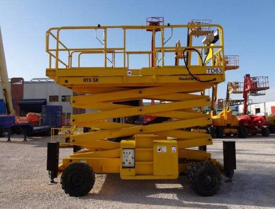 HAULOTTE H 15 SX plataforma de tijera