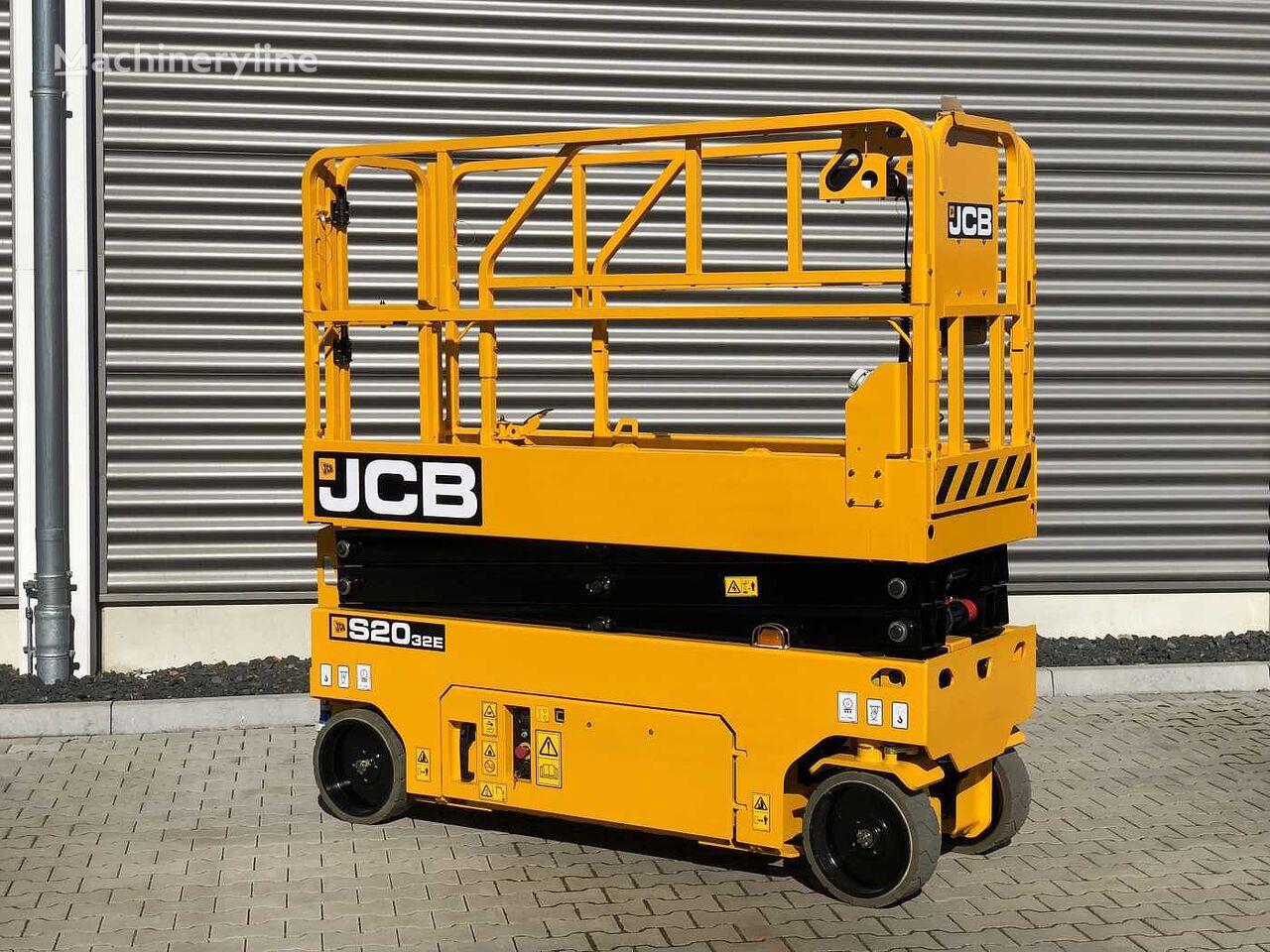 plataforma de tijera JCB S2032E nueva