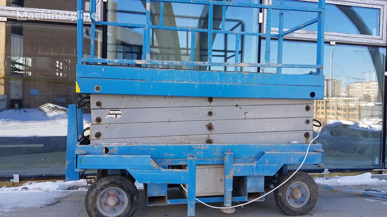 JIN HEUNG HTTY 05-8 plataforma de tijera