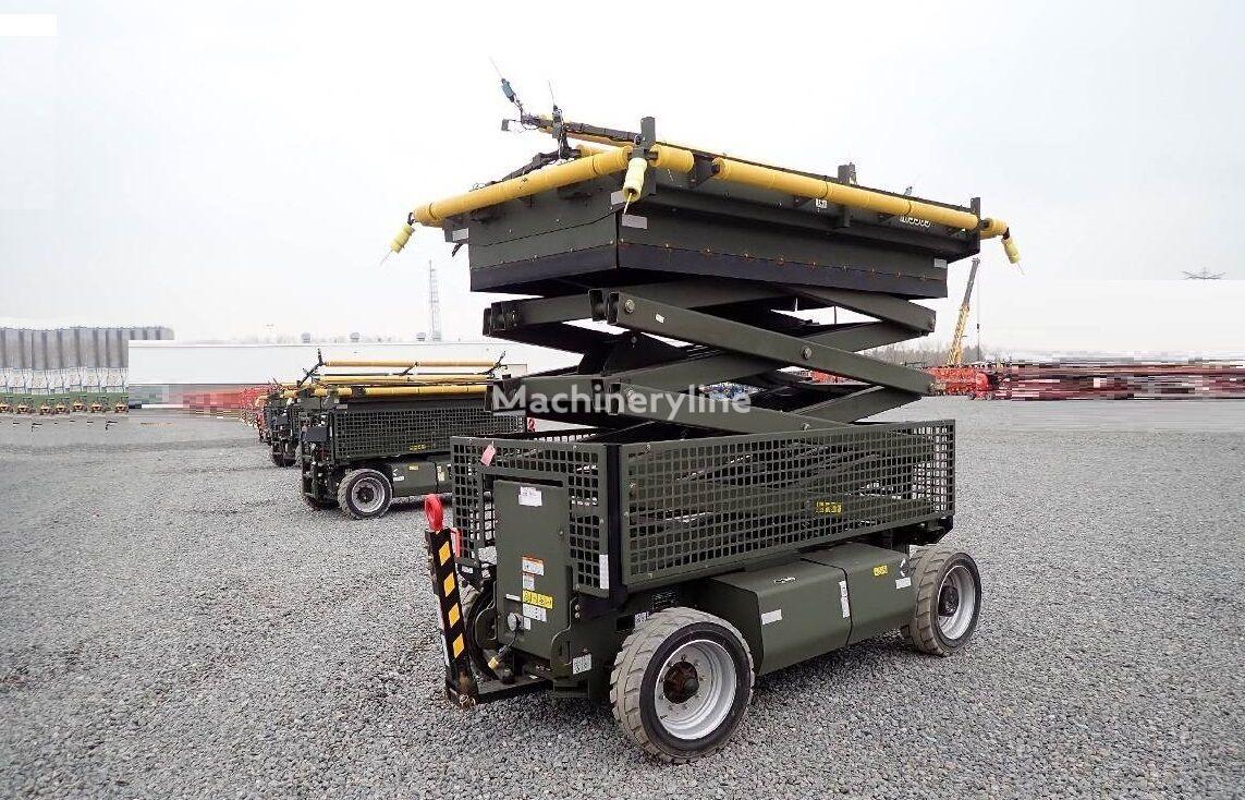 JLG M3369 plataforma de tijera nueva