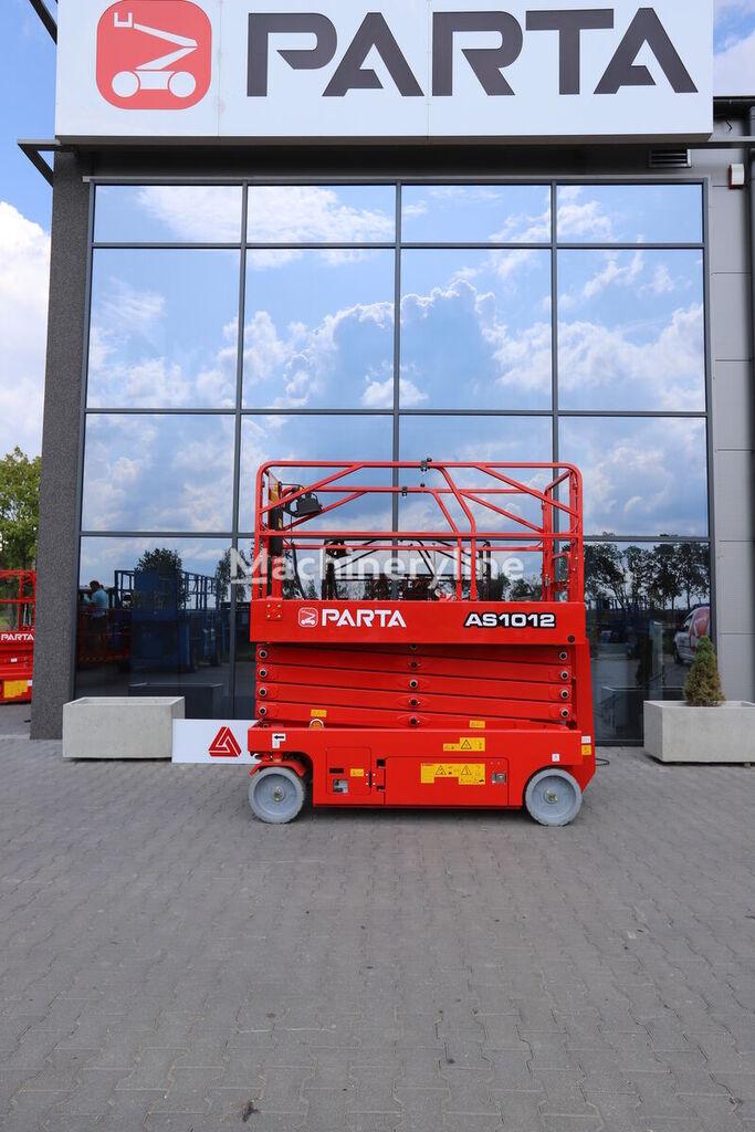plataforma de tijera LGMG PARTA AS1012 nueva