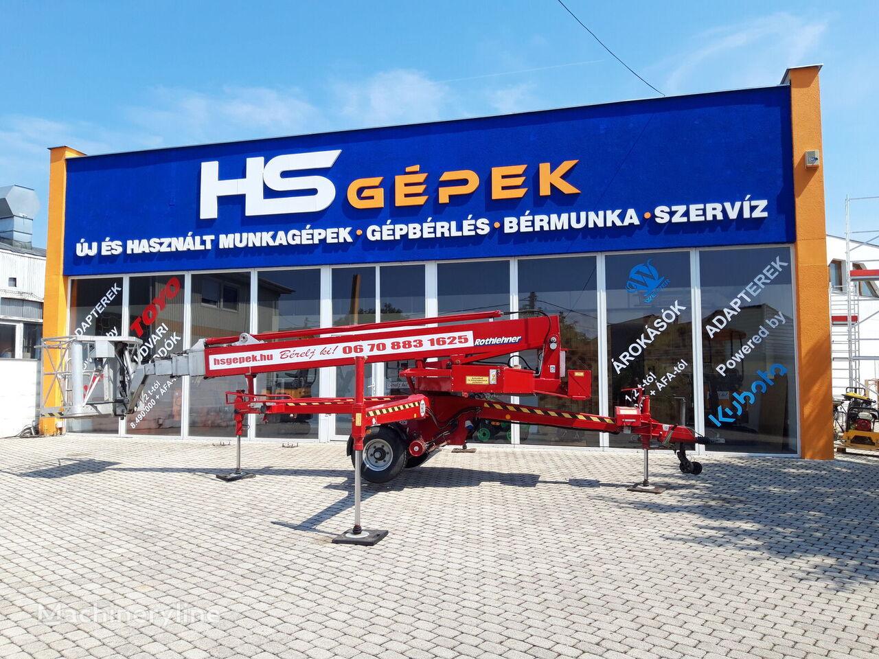 Denka-Lift DK3 MK25 plataforma telescópica