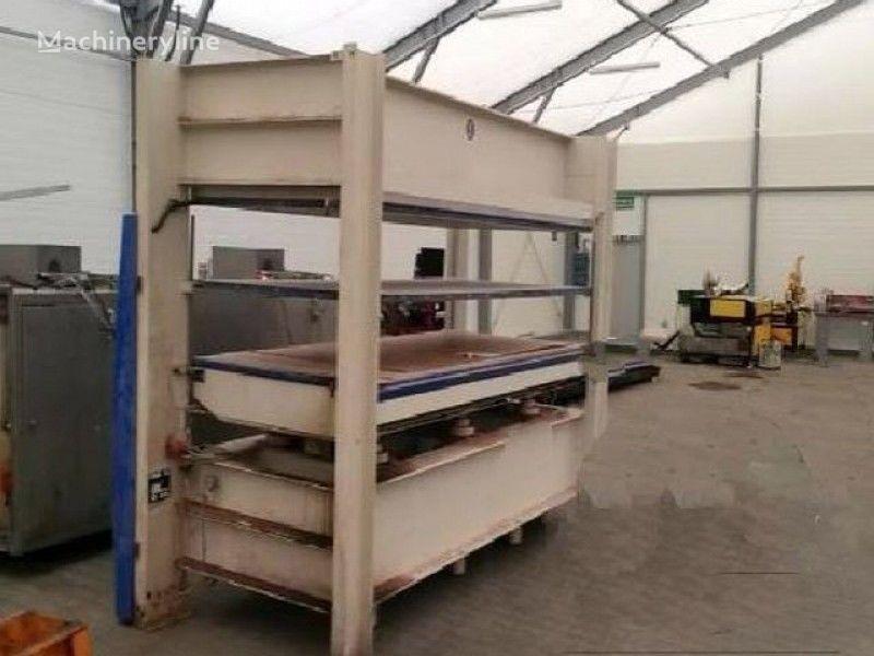 prensa para chatarra ORMA NPC. DIGIT 6. 110ASNPA hydraulic press