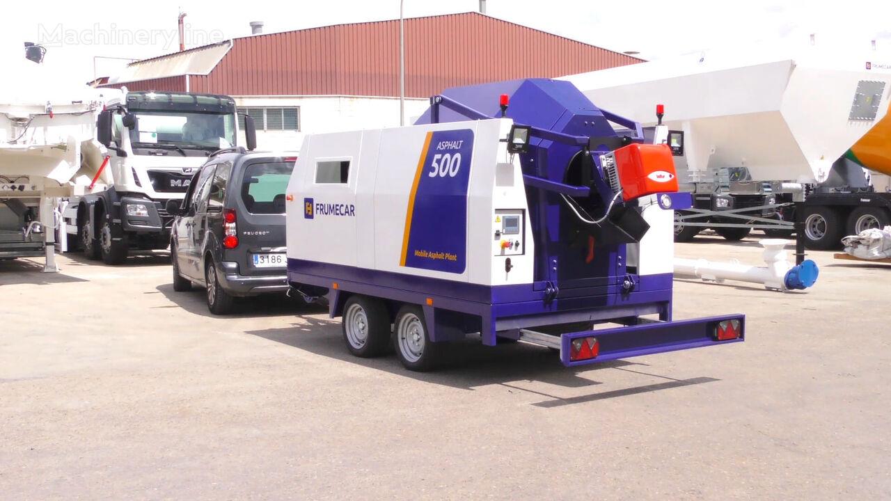 recicladora de asfalto FRUMECAR 500 nuevo