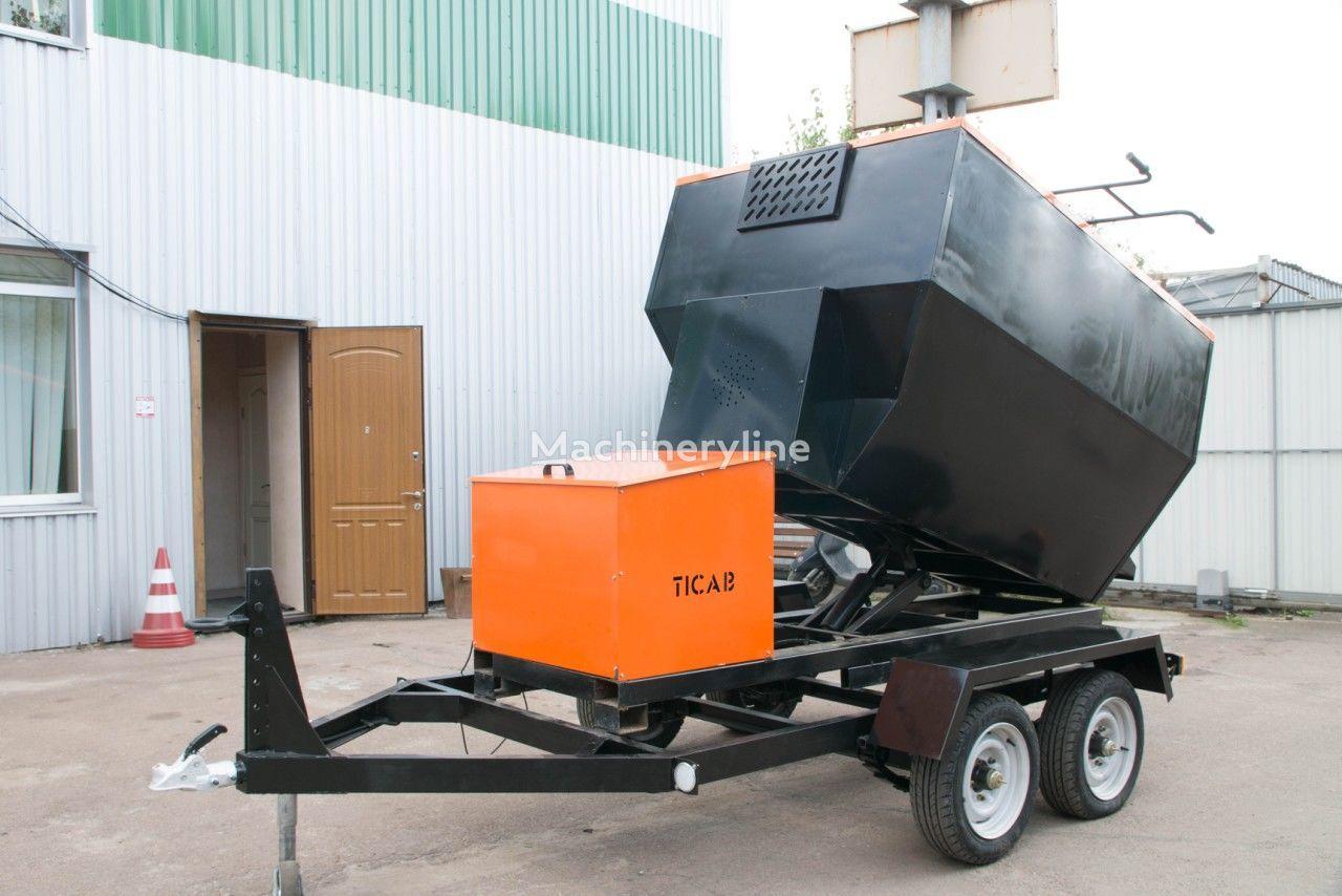 recicladora de asfalto HB-2 nuevo