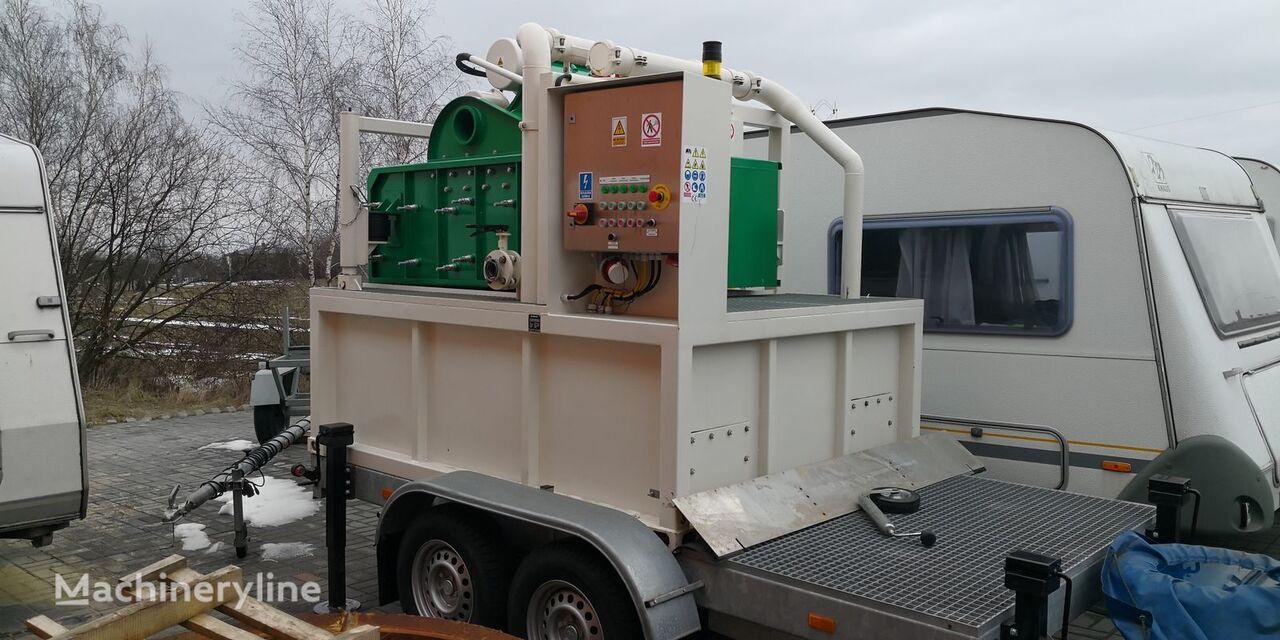 HEADS RU300M recicladora de asfalto