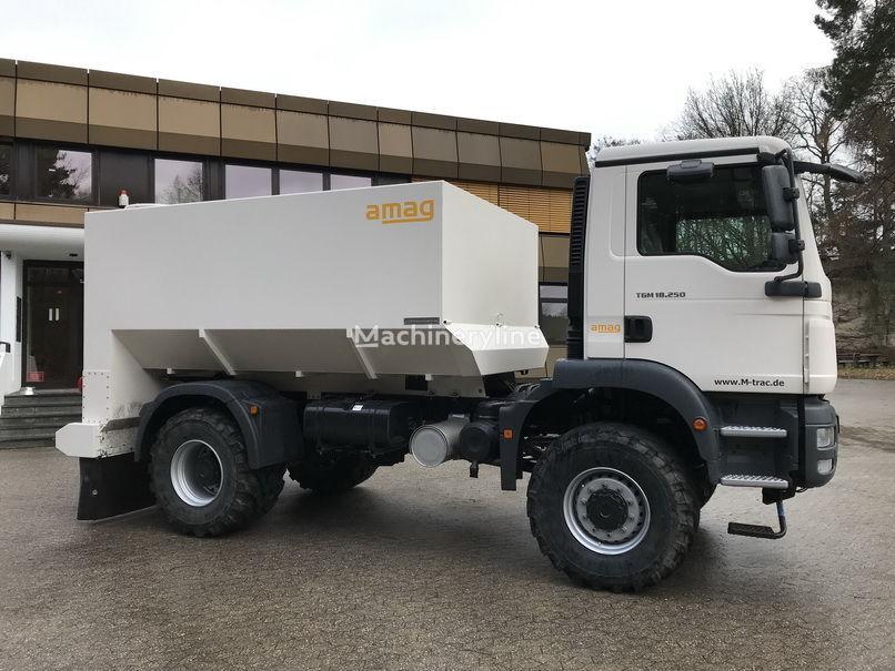 recicladora de asfalto MAN spreader 12 cbm nuevo