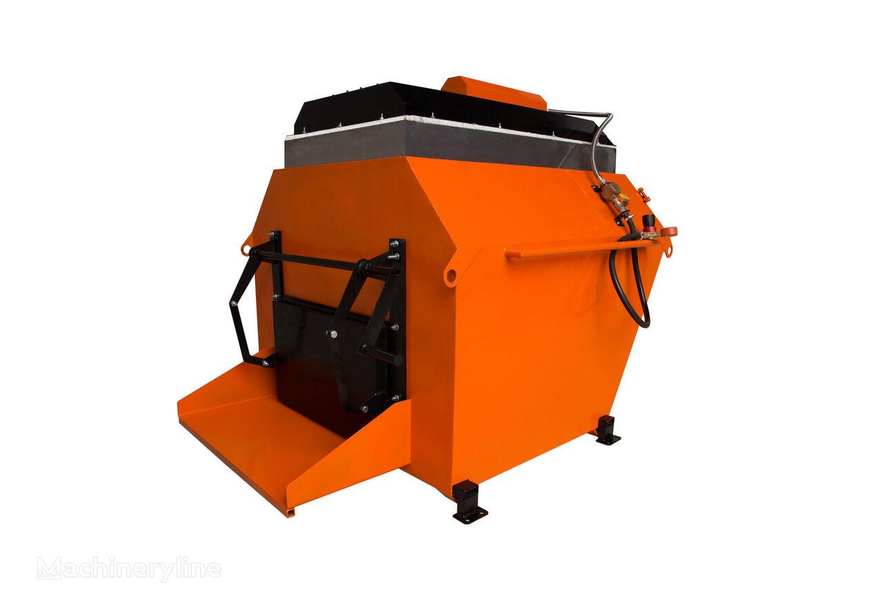 recicladora de asfalto TICAB RA-500 nuevo