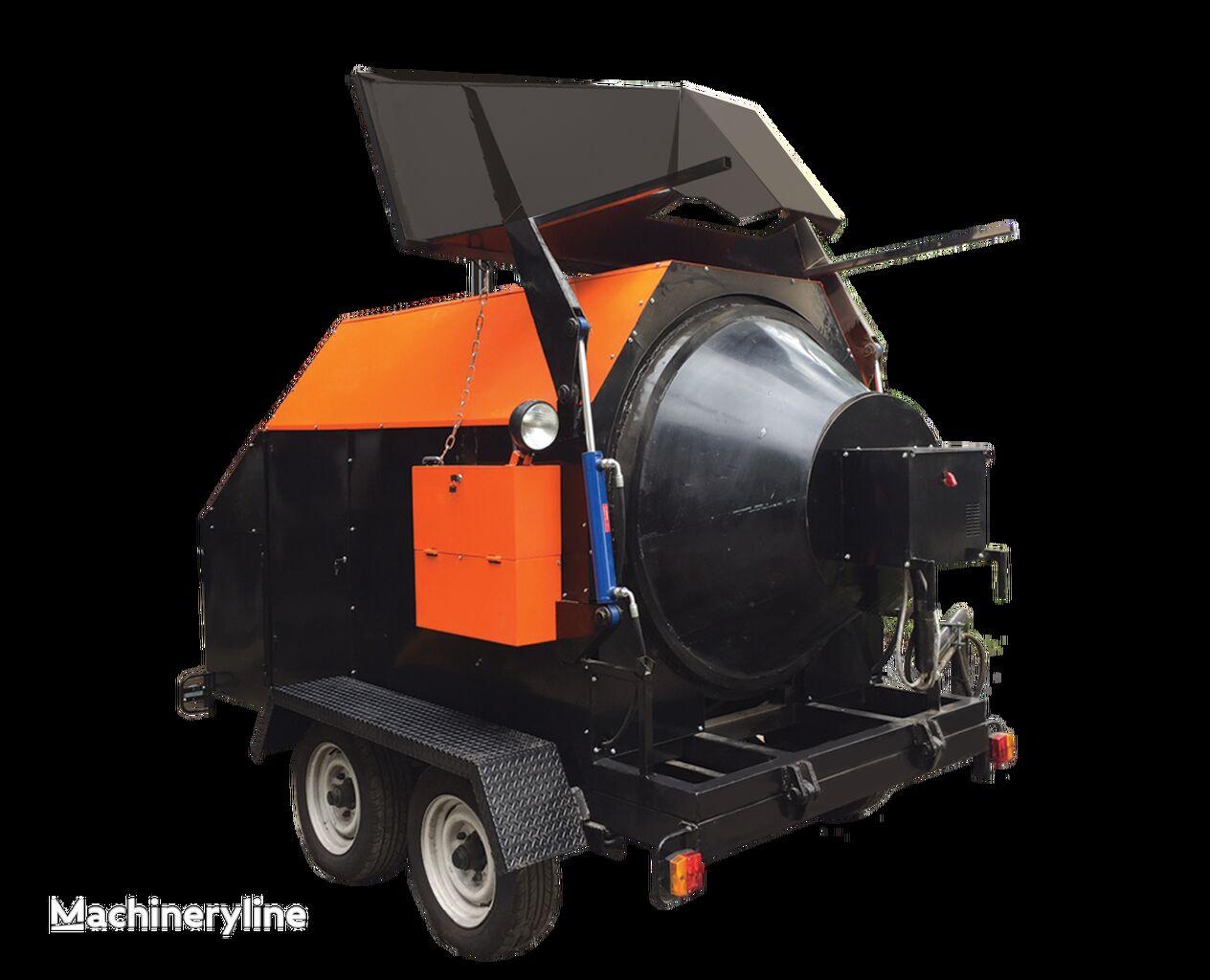 recicladora de asfalto TICAB RA-800 nuevo
