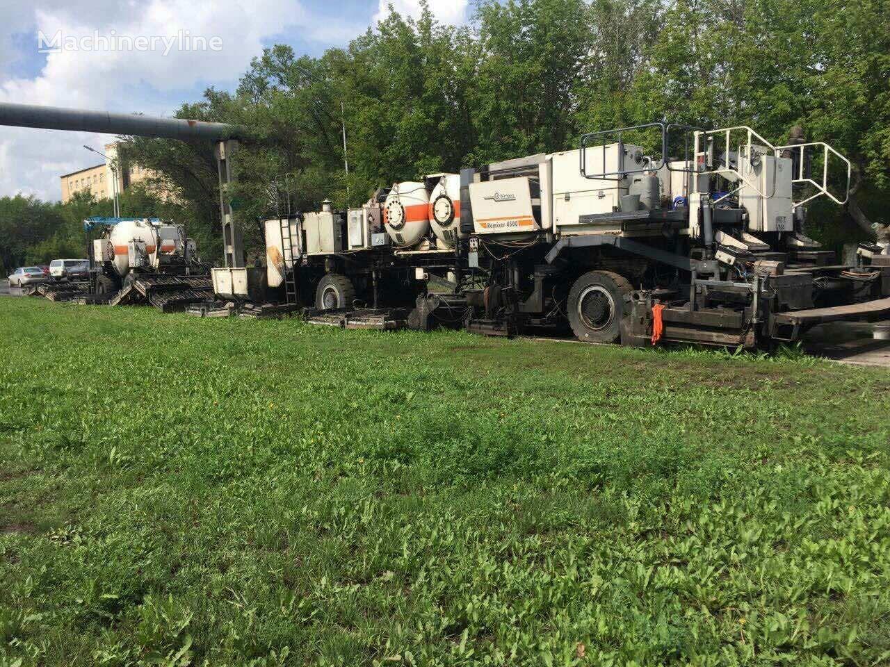 WIRTGEN RX 4500 / HM 4500  recicladora de asfalto