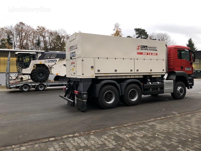 WIRTGEN Streumaster SW16MC recicladora de asfalto