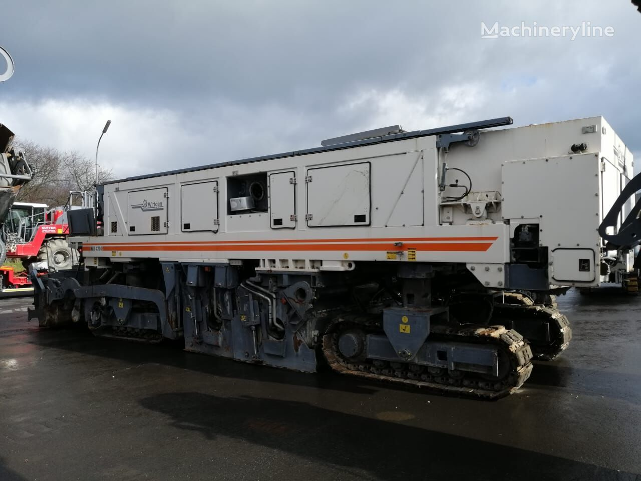 WIRTGEN WR4200  recicladora de asfalto