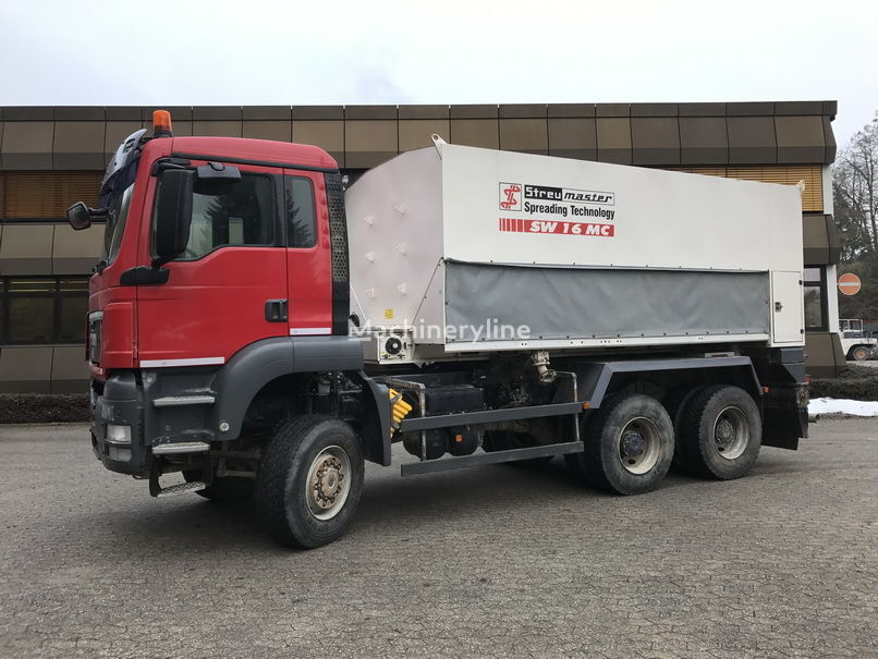 WIRTGEN Streumaster SW16MC recicladora