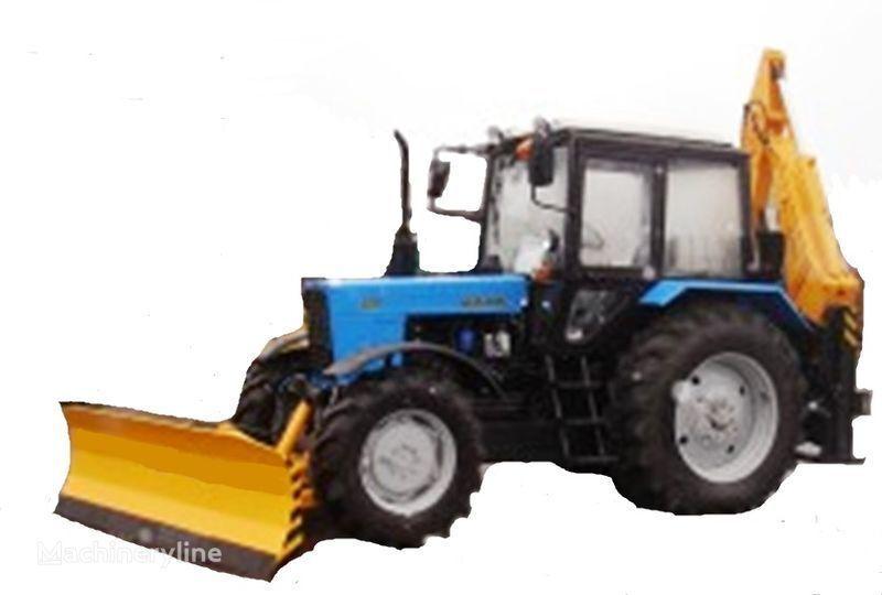 Тендер. Поставка трактора МТЗ 82.1 с бульдозерным отвалом.