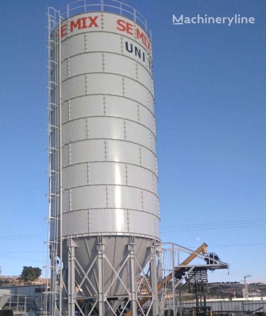 SEMIX silo de cemento nuevo