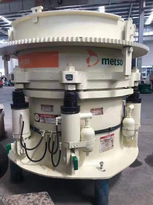 METSO 2008  trituradora de cono