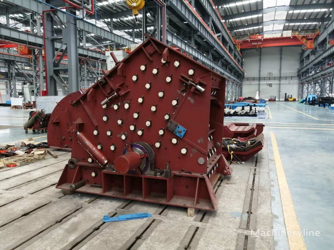 HAZEMAG apk50  trituradora de impacto nueva
