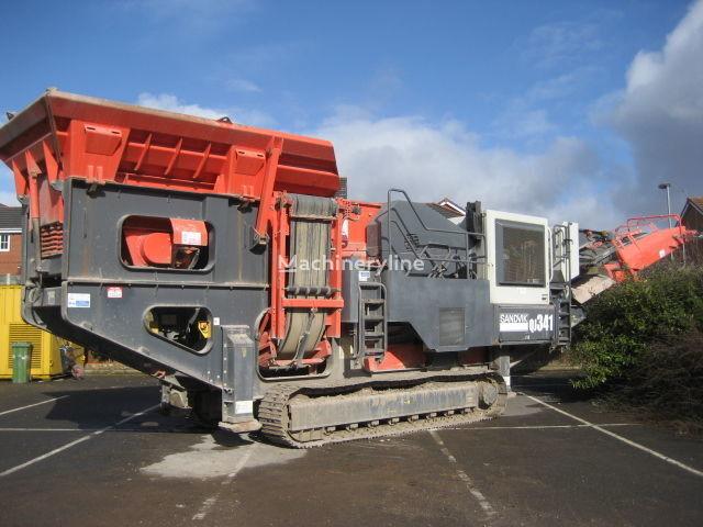 SANDVIK QJ341 trituradora