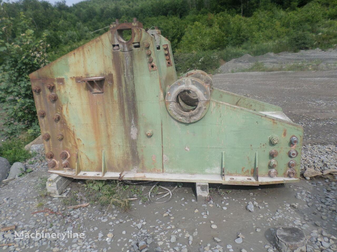 trituradora Drobilka shchokova  GHH 100/80