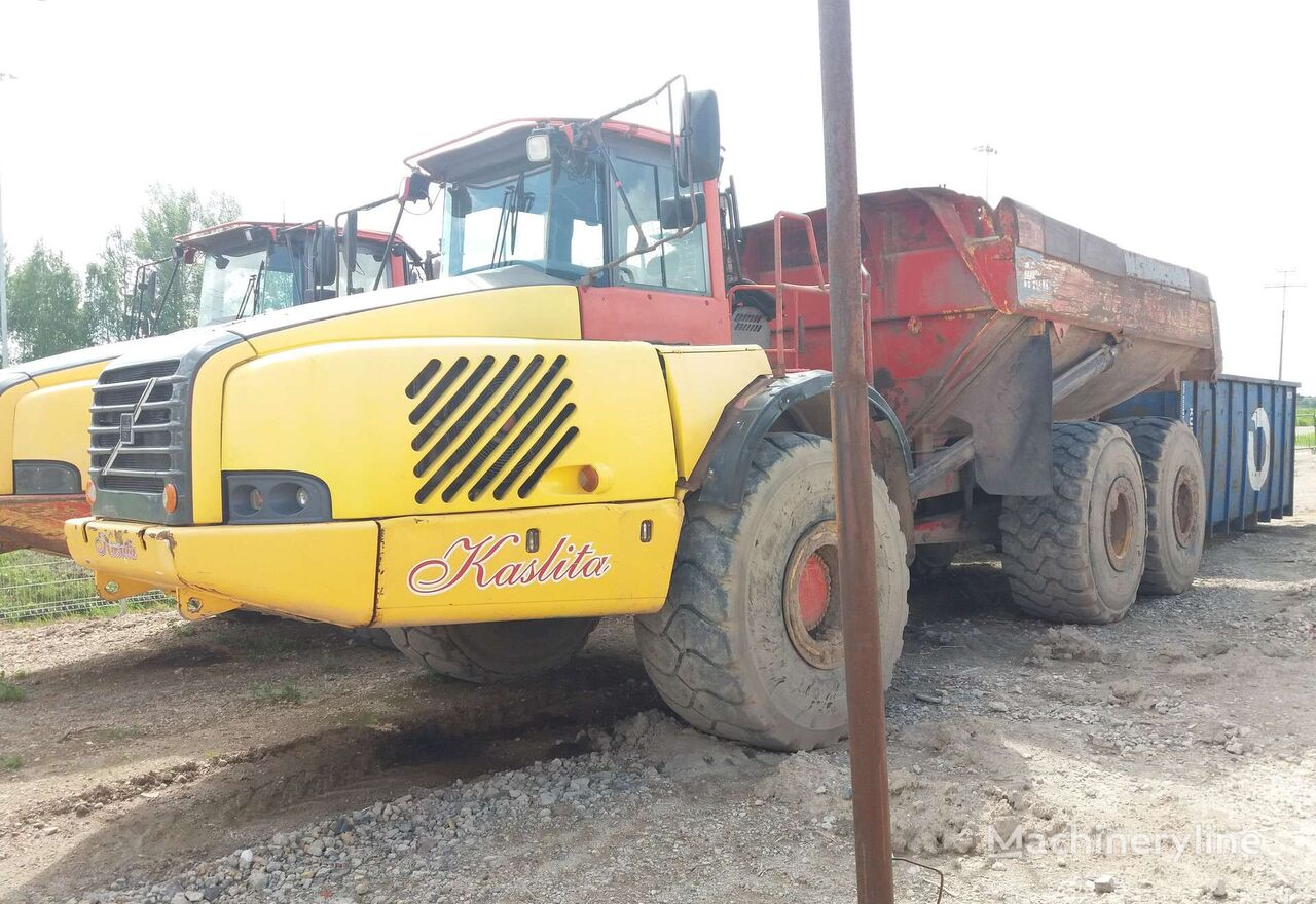 VOLVO A40D, dumpers / tippers volquete articulado