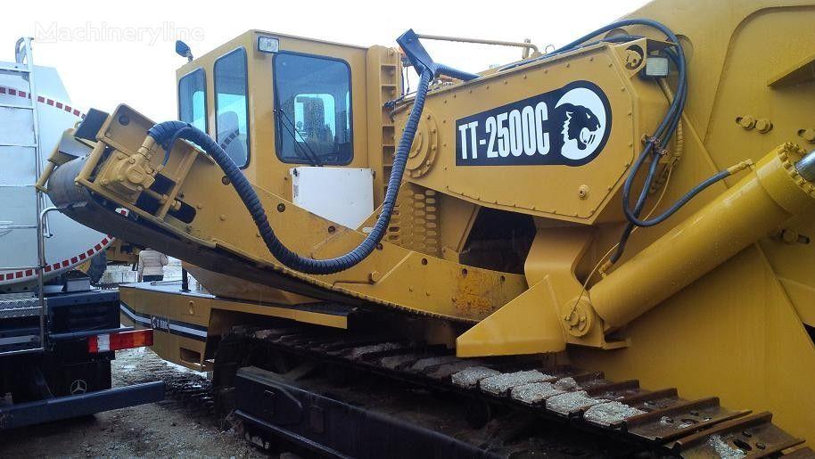 zanjadora TRENCH TECH TT2500C