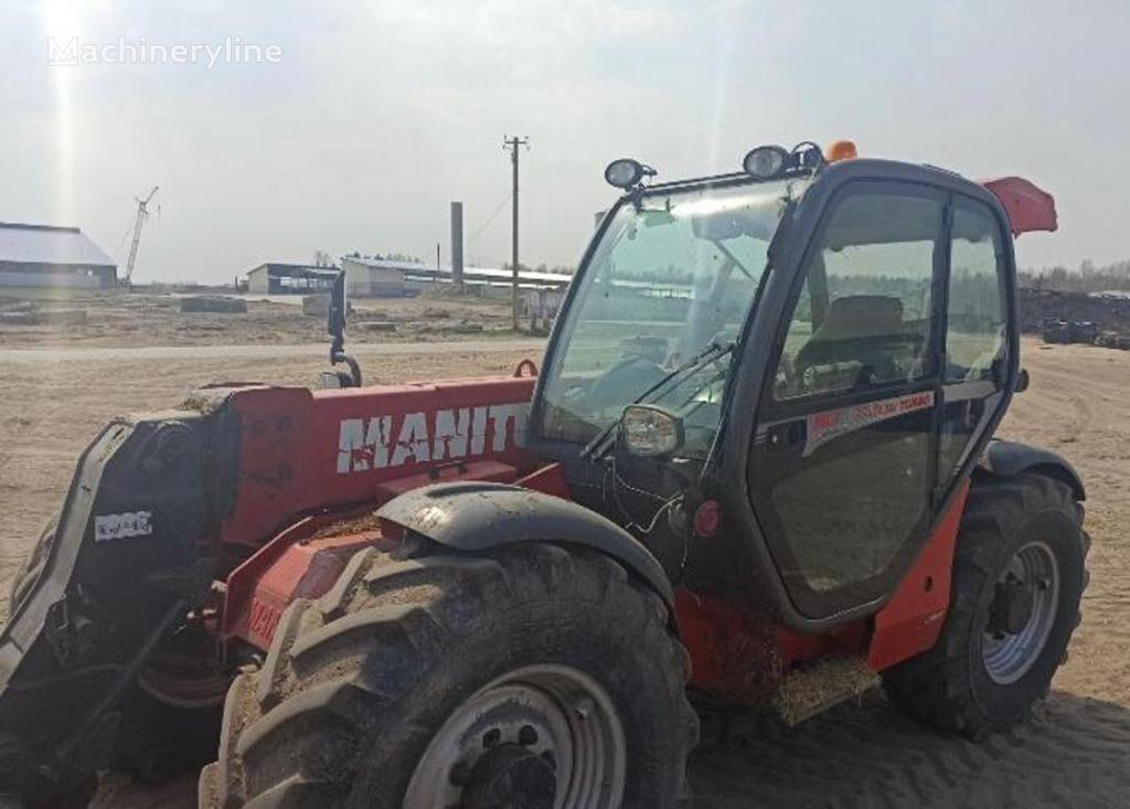 MANITOU MLT 735-120 LSU cargadora telescópica