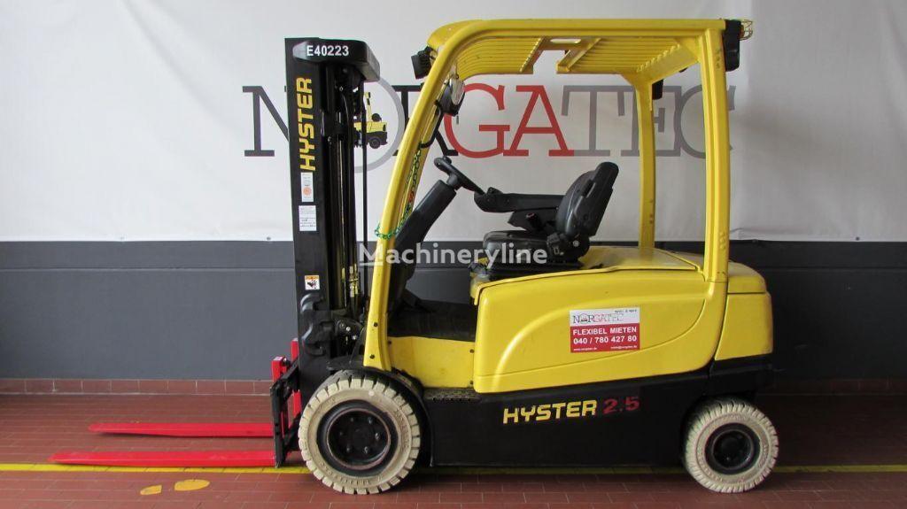 HYSTER J 2.5 XN ADVANCE+ carretilla elevadora