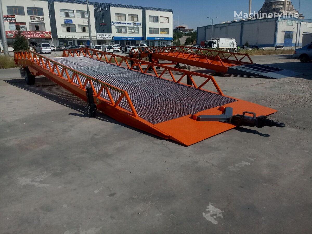 rampa de carga móvil SAURUS PYR-WH-8 nueva