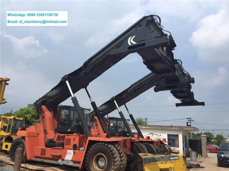reach stacker KALMAR RDF450