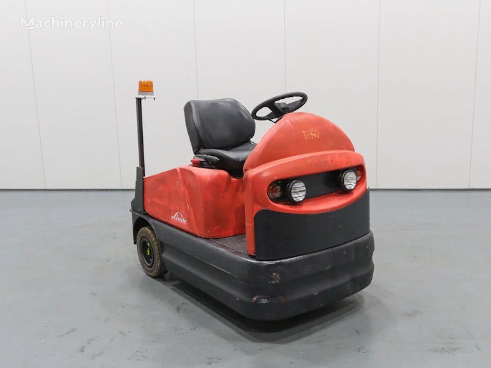 LINDE P60Z 126 tractor de remolque eléctrico
