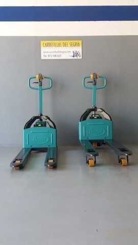 BAOLI EP12WS transpaleta eléctrica nueva