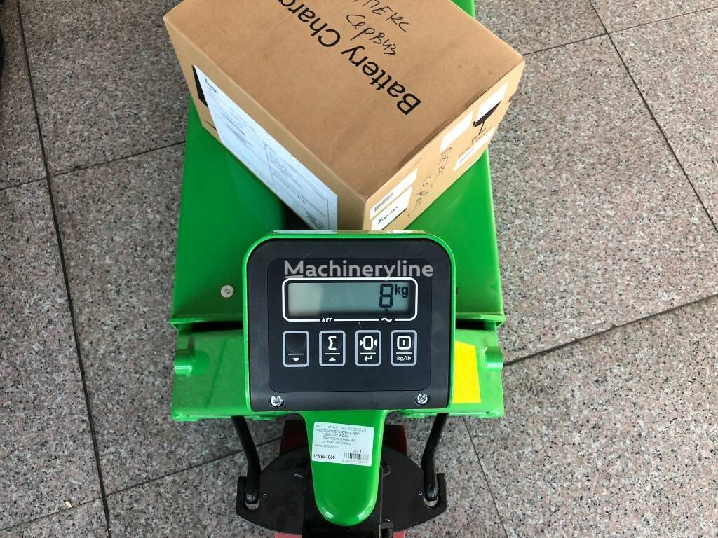 PU WHEELS  OSAKA HAND PALLET 2000 WEIGHING SCALE transpaleta manual nueva