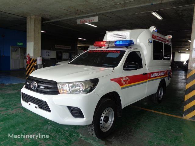 TOYOTA 2.8 diesel Revo  ambulancia nueva