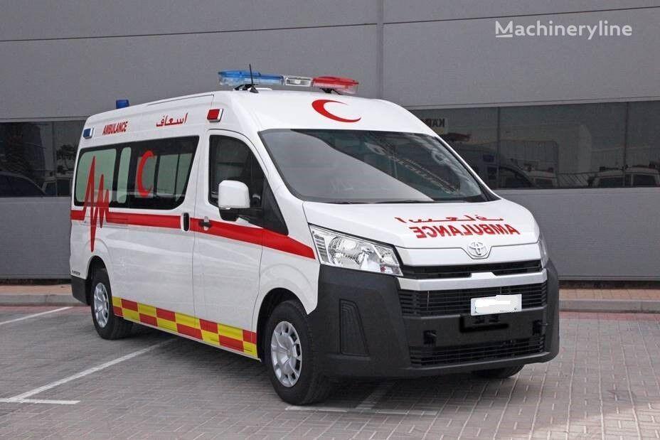 TOYOTA Hi Ace Petrol new generation  ambulancia nueva