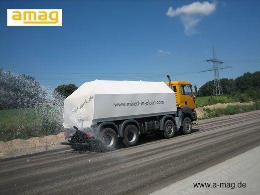 MAN Wasserwagen MAN TGA 41.480 - 8x8 barredora