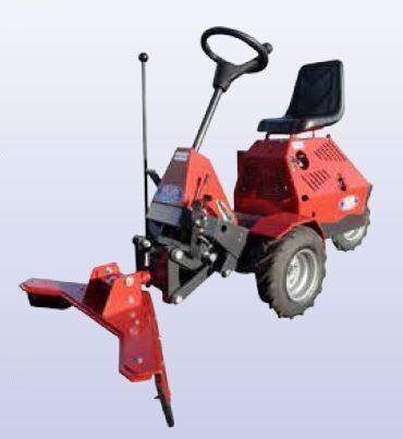 Motor veegmachine GS Hurricane barredora