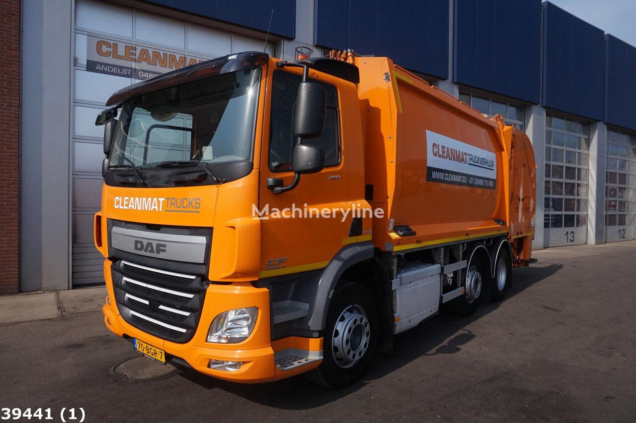 DAF FAG CF 290 camión de basura
