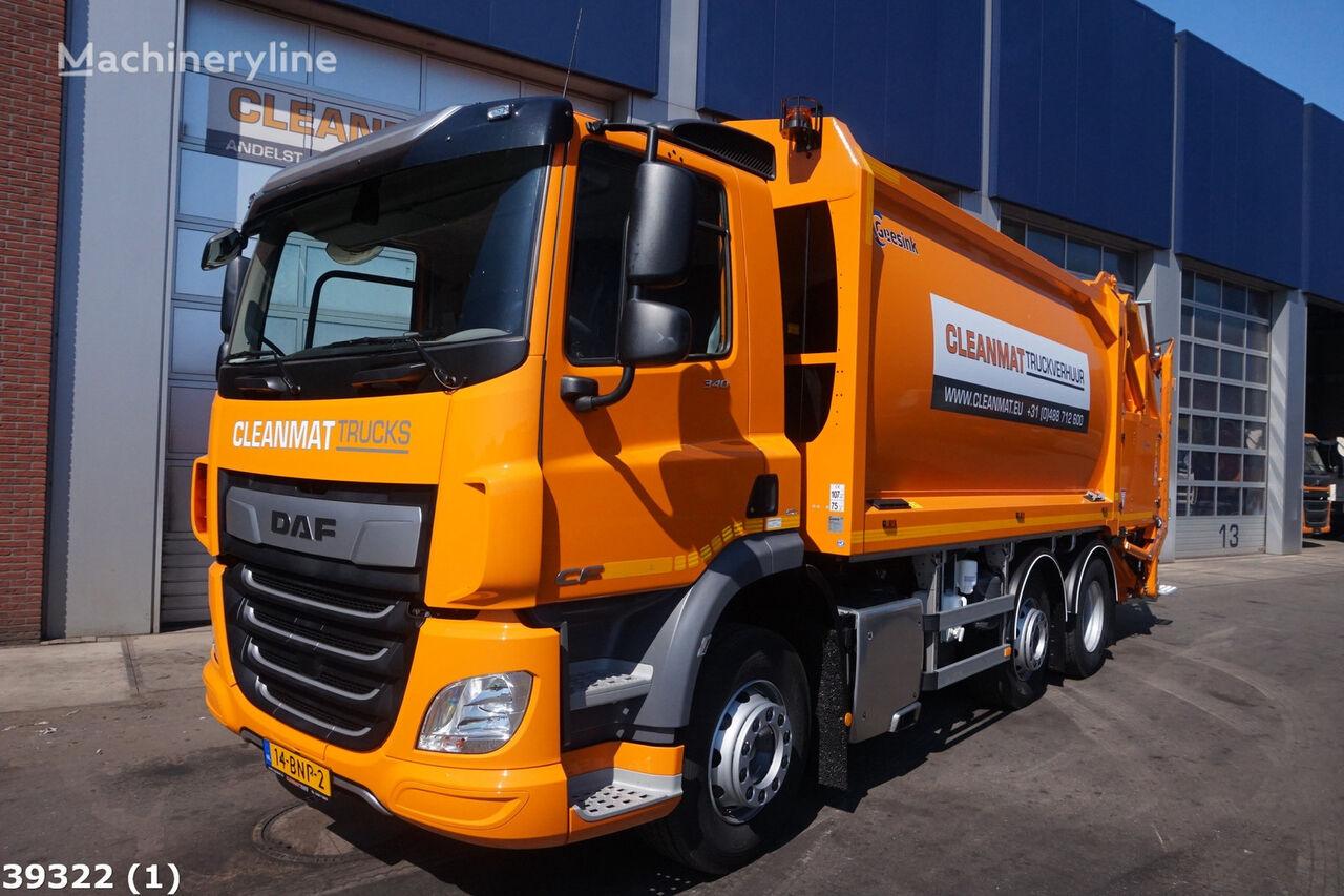 DAF FAG CF 340 camión de basura