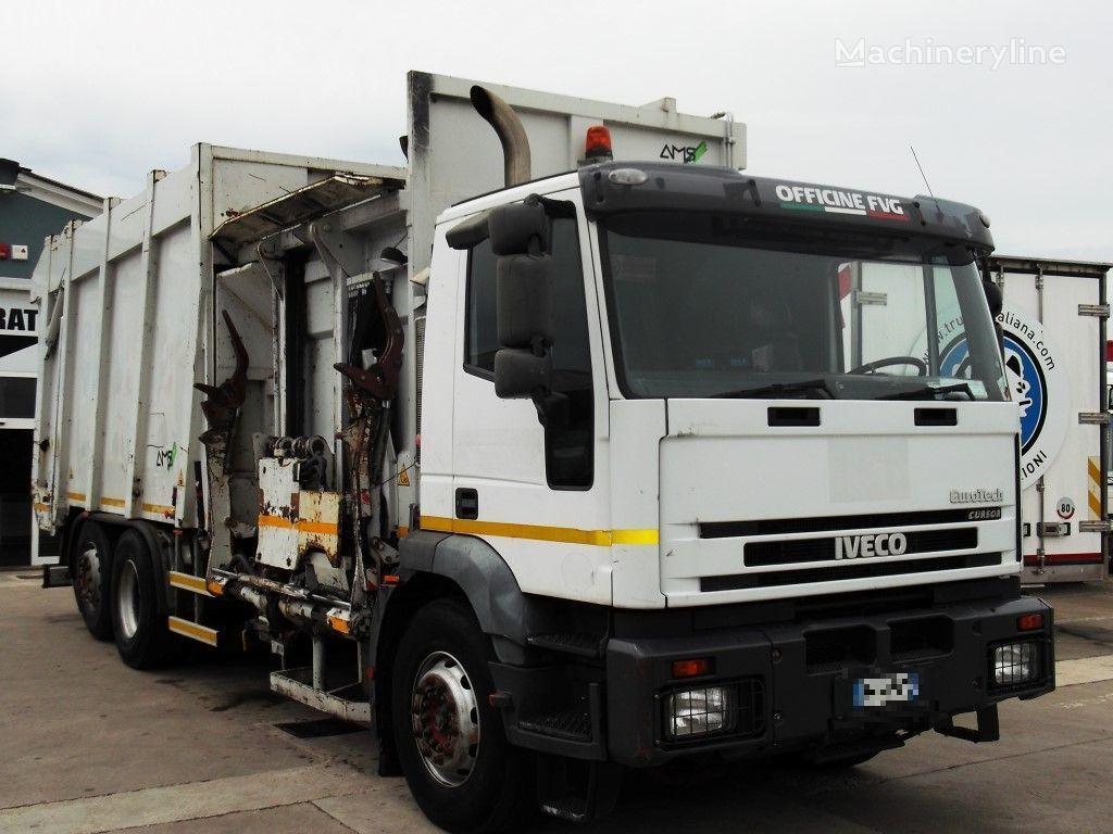 IVECO MAGIRUS 260E30 EUROTECH camión de basura