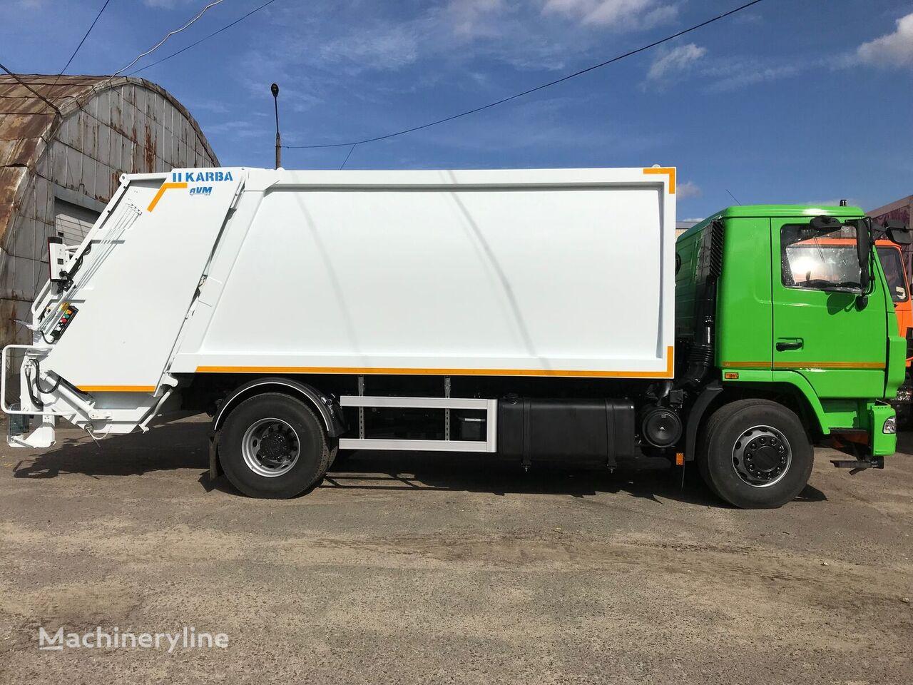 MAZ KARBA 18 m 3 camión de basura nuevo